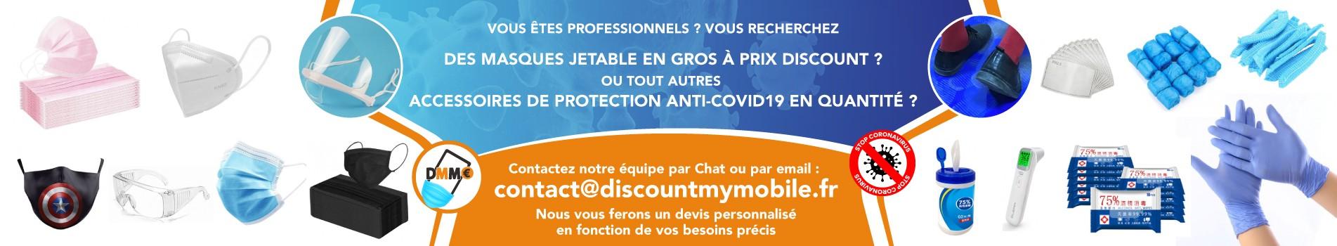 Masque de protections Covid19